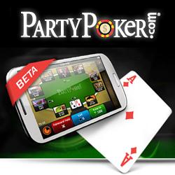 Мобильный покер от Party Poker на Android приобретает